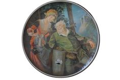 """Vintage #falstaff round #metal 24"""" beer advertising sign - good #condition,  View more on the LINK: http://www.zeppy.io/product/gb/2/301512319661/"""