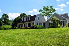 Dutch Colonial Home tour in Maryland - Debbiedoo's