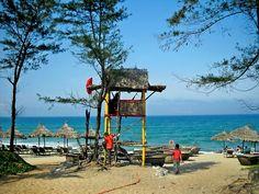 Cua Dai Beach Vietnam