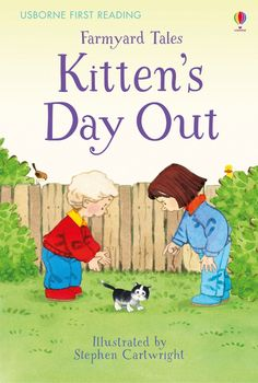 Sam's pet kitten has gone missing. Can Sam, Poppy and Ted find her? This delightful story from the popular Farmyard Tales series has been specially written for children who are learning to read and includes simple reading puzzles at the back of the book. Best Books To Read, Good Books, Tales Series, Early Reading, Chinese Words, Animal Books, Kids Writing, Farm Yard, Days Out