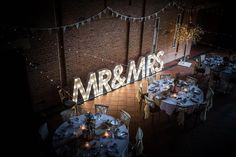 Mr & Mrs - New Guesten Hall