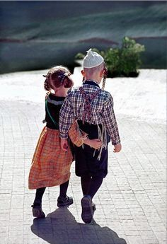Niños de Israel