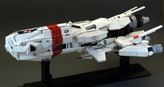 Picket Frigate Prometheus by dasnewten, via Flickr