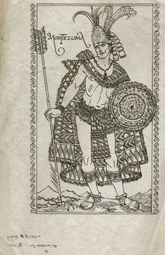 montezuma Central America, South America, Montezuma, Mesoamerican, Conquistador, Warfare, Archaeology, Social Studies, Native American