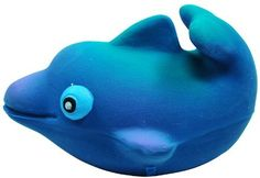 Dapper Dolphin Natural Rubber Bath Toy by Lanco Natural Toys. $13.94. Hand-painted with non-toxic paints. Completely PVC, BPA and Phthalate free. Soft, flexible, lightweight. All natural; eco-friendly and affordable. Made from 100% natural latex rubbe. Bath Toys; Eco-friendly, Natural and Non-toxic Make playtime both fun and safe for baby with our  Dapper Dolphin Natural Rubber Bath Toy.  Made from 100% natural latex rubber, hand-painted with non-toxic paints, this wa...