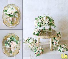 Beautiful Bouquets- dahlias, peonies, garden roses