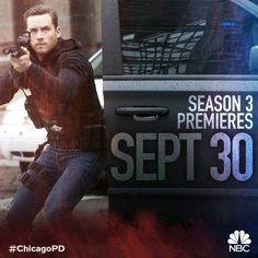Chicago PD returns Sept. 30, 2015