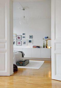 El buen chi de los muebles 'volados' | Decorar tu casa es facilisimo.com
