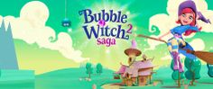 Bubble Witch Saga 2 para iPad y iPhone – App del Día de iPadizate