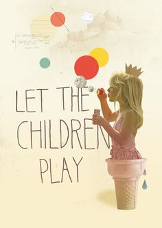 LET THE CHILDREN PLAY | Nazario Graziano Studio