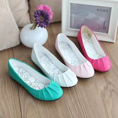 Ballet Flats by simone, well are they not just adorable!