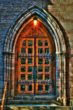 """Church Doors"""