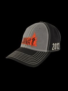 98252250689d4 2013 Heavy Washed Self Strap Hat. Tough Mudder ...