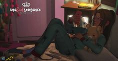 In a bad romance: Story Poses • Sims 4 Downloads