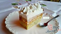 Baking Recipes, Dessert Recipes, Desserts, High Sugar, Polish Recipes, Polish Food, 20 Min, Vanilla Cake, Nutella