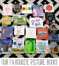 Our Favourite Picture Books | Mama.Papa.Bubba.