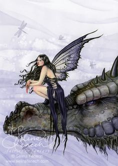 3jaysmom fairies :: dragonskies.jpg image by 3jaysmom - Photobucket