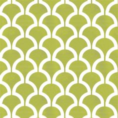 Kiwi Billow Fabric by the Yard | Carousel Designs  For Living room curtains