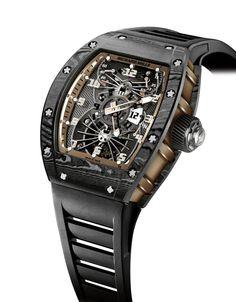 Richard Mille - RM 022 Aerodyne Dual Time Zone Tourbillon Asia Edition | Time and Watches
