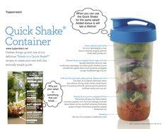 Quick Shake vs Mason Jar Salad