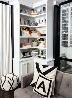 A Chicago Family's No-Holds-Barred High-rise   Design*Sponge