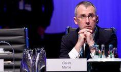 Ciaran Martin, chief executive of the NCSC