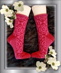 Ravelry: ElinPelin Socks by JennyPenny