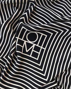 WEBSTA @toteme Venezia scarf. Now available at toteme-studio.com