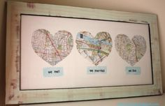 """Stunning Reuse Ideas for Old Books and Maps   Earth911.com created by """"Minimoz""""  Clever! So awesome"""