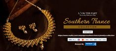 Shop Southern Designer Jewelry Collection for Women online in India starting from ₹199.