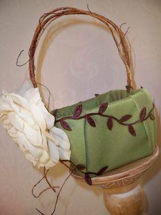 Secret Garden Collection Flower Girl Wedding by creations4brides, $34.00