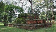 Prasat Thma Bay Kaek in Angkor, Siem Reap Cambodia Date: 10th century, Reign: Yasovarman I,  Read more: http://www.globaltravelmate.com/asia/cambodia/angkor/angkor-temples/537-siem-reap-prasat-thma-bay-kaek.html#ixzz2XbBf8PgX