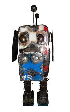 http://www.petdesignfurniture.com/weld-handmade-dog-sculpture-blue
