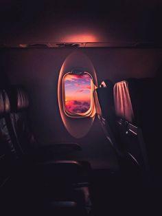 Vale la pena sentarse cerca de la ventana ♡