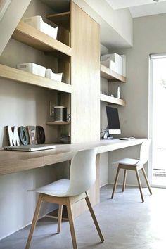 Home office decor small ikea beautiful color ideas for . home office decor Bureau Design, Workspace Design, Home Office Desks, Home Office Furniture, Office Decor, Office Ideas, Office Setup, Office Nook, Office Rug