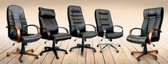 Кресла для руководителя: высокое качество, надежность и неповторимый стиль