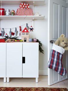 Jul i barnkammaren