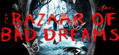 The Bazaar of Bad Dreams is a collection of his masterful short stories. Though I've read a few of them, many were new. Each story gave a brief introduction, by the king himself, sometimes saying why it was written or how the tale came into being. I loved hearing from him.