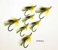 Salmon Flies, Salmon Fishing, Fly Tying, Fly Fishing, Pattern, Salmon, Patterns, Model, Camping Tips