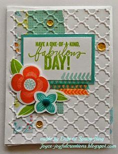 Joyful Creations blog: fabulous day card #ctmh