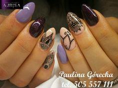 by Paulina Górecka, Follow us on Pinterest. Find more inspiration at www.indigo-nails.com #nailart #nails #nude