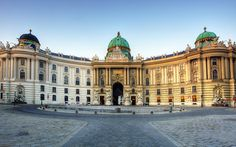 Exploring Vienna's Imperial Hofburg Palace: A Visitor's Guide | PlanetWare