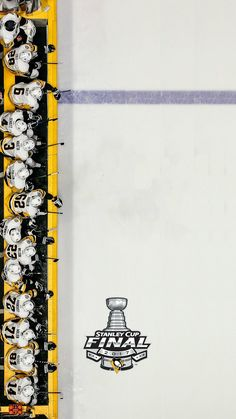 Pittsburgh Penguins Stanley Cup Champions Wallpaper.