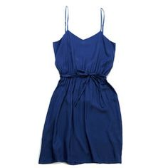 Sophie Dress - Blue