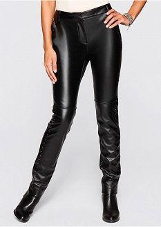 ... Leather Pants, Fashion, Leather Jogger Pants, Moda, Fashion Styles, Leather Joggers, Fashion Illustrations, Fashion Models