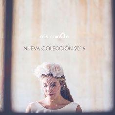New Lookbook headpieces for brides 2016 - Buevo Lookbook de tocados para novias 2016