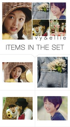 """Ivy&Ellie"" by elliewriter ❤ liked on Polyvore featuring art"