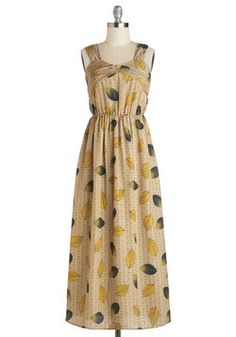 Perfect for summer! A New Leaf Dress, #ModCloth