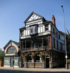 The White Hart, Alfred Gelder Street, Kingston Upon Hull, Yorkshire Hull England, England Uk, British Pub, British Slang, British Isles, Brick Siding, Kingston Upon Hull, Old Pub, Hull City