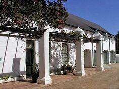 Cape Dutch Architecture, Stellenbosch  2004 by Karl Agre, M.D., via Flickr